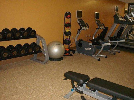Piscataway, NJ: Fitness Center