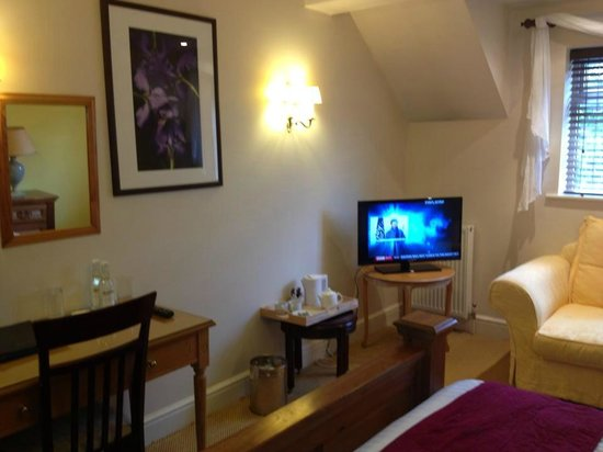Chesterton, UK:                                     Photo of room