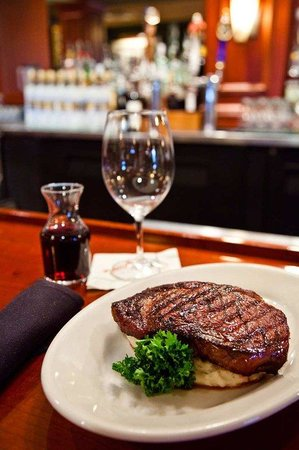 Hilton Garden Inn PGA Village / Port St Lucie: Sam Snead's Steak