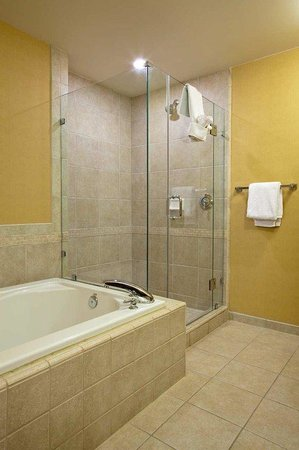 Hilton Garden Inn PGA Village / Port St Lucie: Guest Suite Bathroom