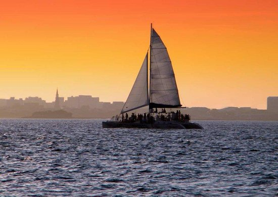 Homewood Suites Charleston - Mt Pleasant: Sunset Sail