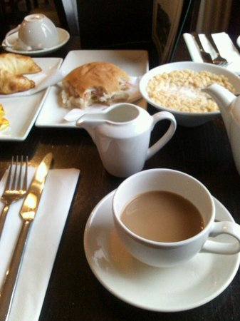 The Bank - Anstruther: Breakfast