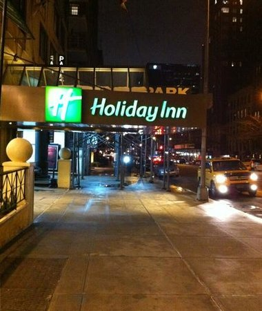 Holiday Inn Midtown / 57th St:                   Holiday Inn 57th Street West, Manhattan
