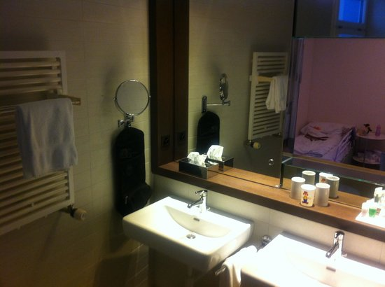 Maerchenhotel Bellevue: Bathroom
