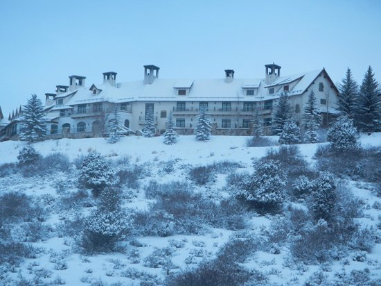 Lodge & Spa at Cordillera:                   Hotel