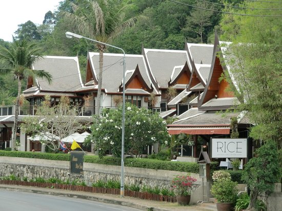 Baan Yin Dee Boutique Resort: Hotel
