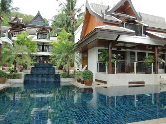 Baan Yin Dee Boutique Resort: Pool