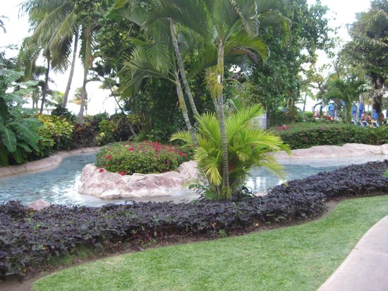 Hilton Rose Hall Resort & Spa: grounds