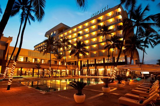Novotel Mumbai Juhu Beach- Facade