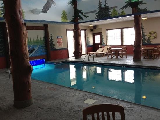 Stoney Creek Inn - Moline:                   Pool innen