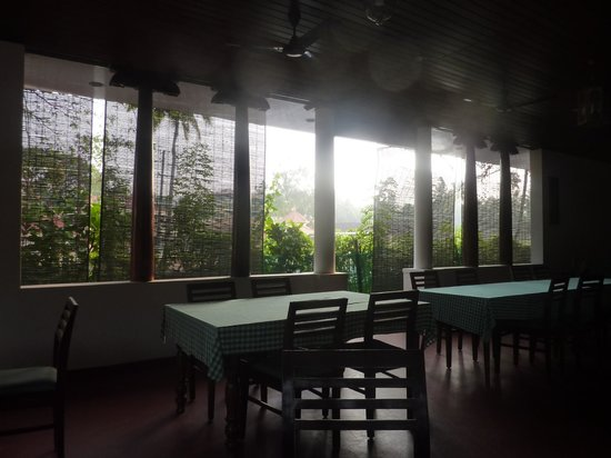 Tharavadu Heritage Home: View from Restaurant