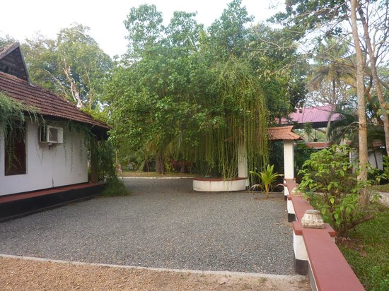 Tharavadu Heritage Home: In the Grounds of Tharavadu