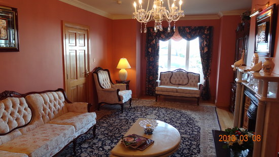 Cashelmara Lodge: Guest Living Room