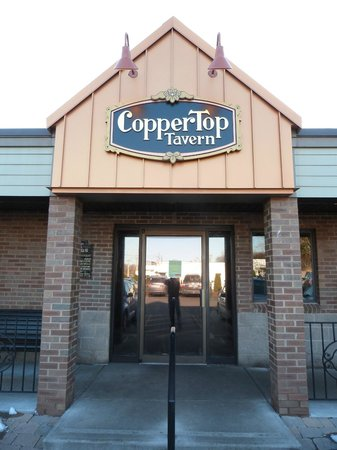 Copper top tavern for Asian cuisine mohegan lake ny