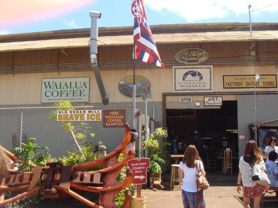 Waialua, HI:                                     