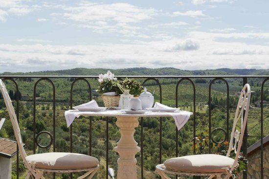 Le Terrazze del Chianti Bed & Breakfast