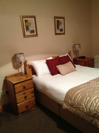 Woodlawn House Killarney: Our lovely room
