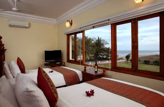 Ideal Beach Resort : Sea View Villa 