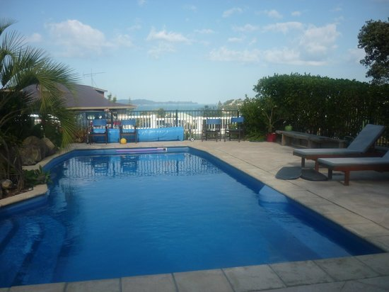 Snells Beach Motel: Pool
