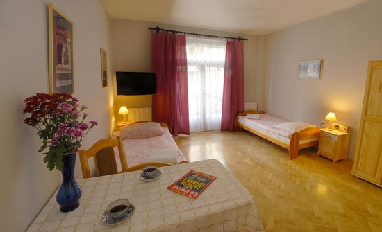 Cybulskiego Guest Rooms