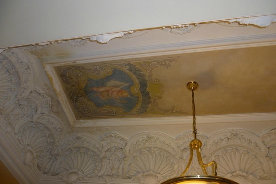 Tivoli Hotel Prague : ceiling