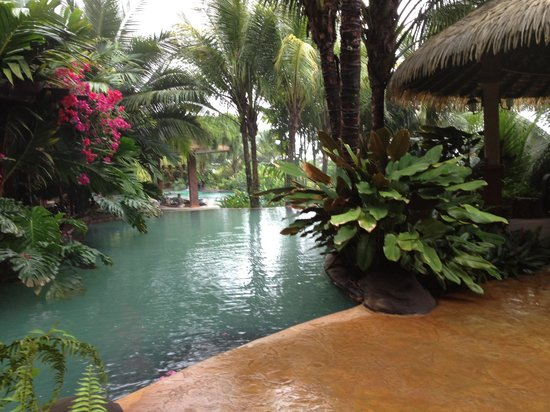 The Springs Resort and Spa at Arenal:                   View of The Springs