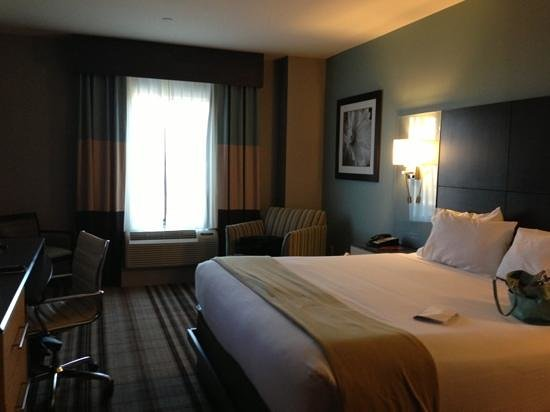 Holiday Inn Express & Suites Amarillo West: spacious and clean