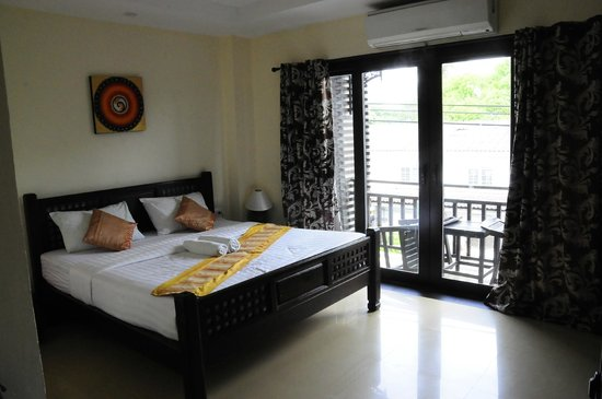 Baan Andaman Hotel Bed & Breakfast:                   la nostra camera