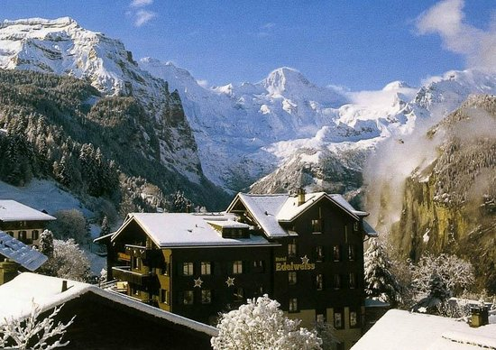 Photo of Hotel Edelweiss Wengen