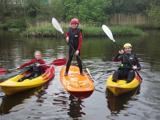 Clare Kayak Hire