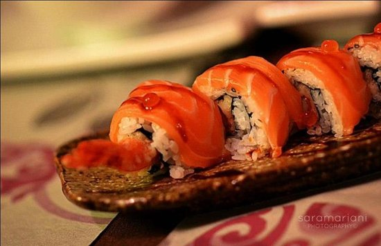 how to make sushi tiger roll