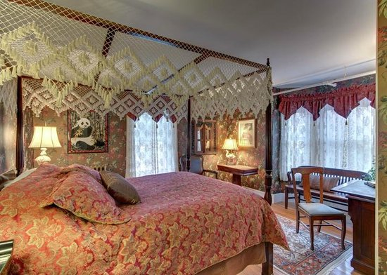 Hawthorne Inn: Musketaquid Room