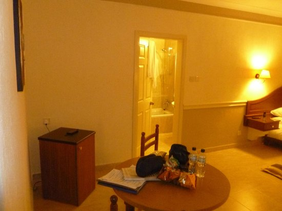 Soreda Hotel:                   Room 218