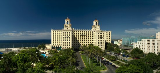 Hotel Nacional de Cuba