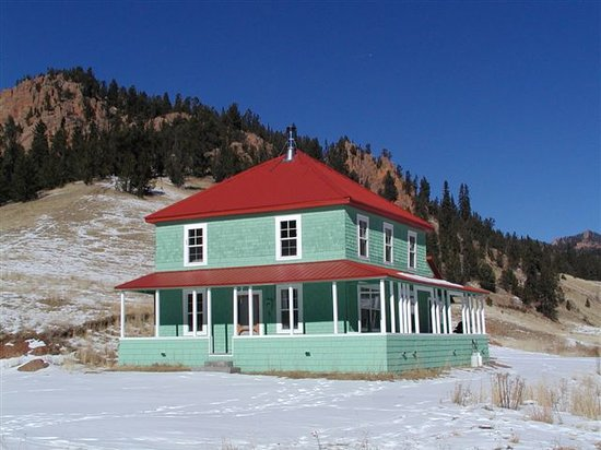 Bed And Breakfast Near Gould Colorado