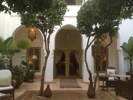 Riad Camilia:                   Loved every aspect of this riad.