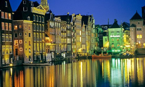 Amsterdam, The Netherlands: Photo provided by 4Corners