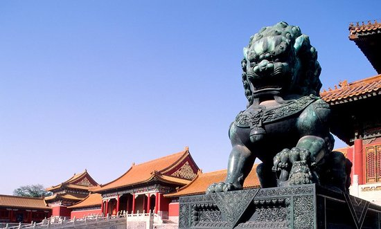 Beijing, Kina: Photo provided by ©4Corners