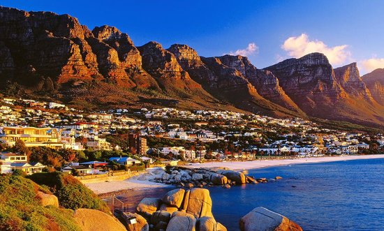 Cape Towns centrum, Sydafrika: Photo provided by ©4Corners