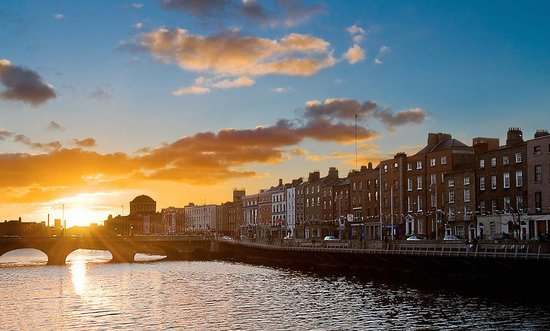 Dublín, Irlanda: Photo provided by ©4Corners