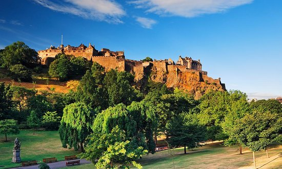 Edinburgh, UK: Photo provided by ©4Corners