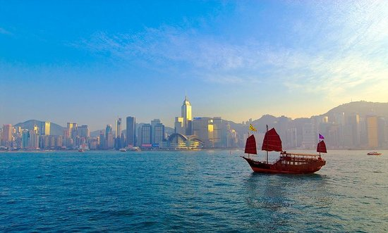 Hong Kong, Chine : Photo provided by ©4Corners
