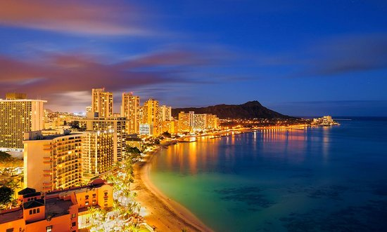 Honolulu, Hawaï : Photo provided by ©4Corners