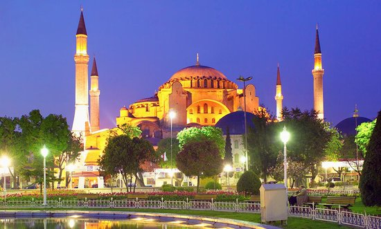 Voyage Istanbul