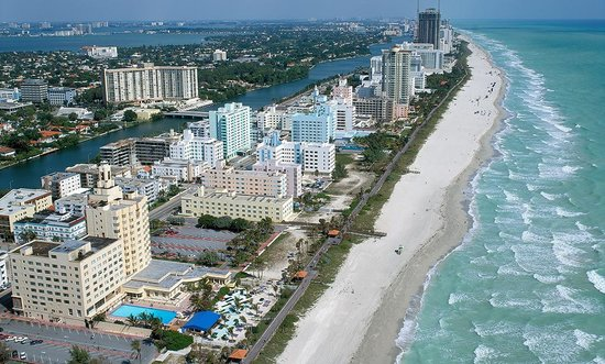 Miami Beach penginapan dan sarapan