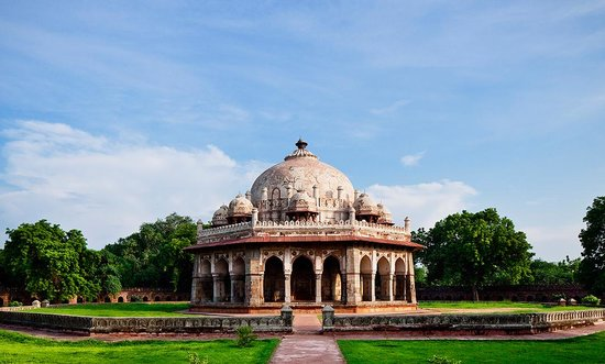 New Delhi attractions