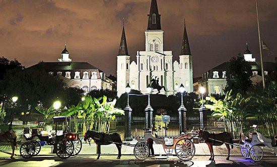 Nouvelle-Orléans, Louisianne : Photo provided by ©4Corners