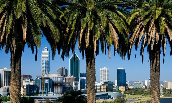 Perth attractions