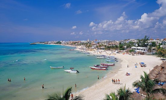 Playa del Carmen, Mexico: Photo provided by ©4Corners
