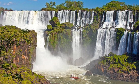 Puerto Iguazu, Argentina: Photo provided by 4Corners
